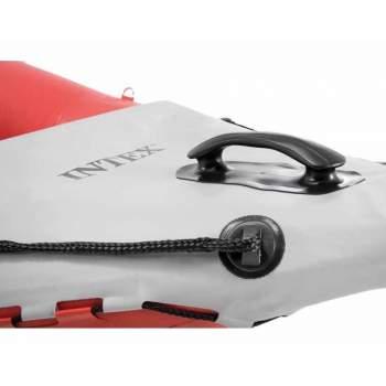 Intex 68309, надувная лодка-байдарка Excursion Pro K2, двухместная