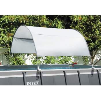 Intex 28054, тент-зонтик для круглых и прямоугольных бассейнов