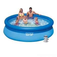 Intex 28108, надувной бассейн Easy Set