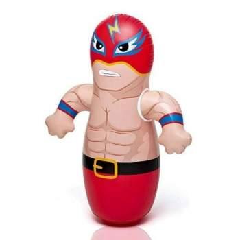 Intex 44672-wrestler, надувнная фигура-неваляшка Рестлер