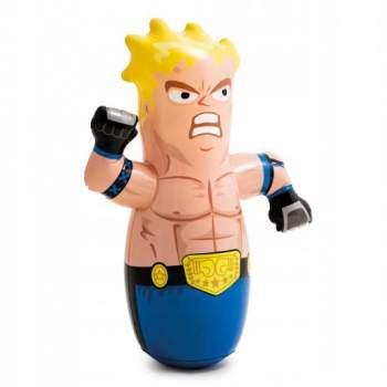 Intex 44672-boxer, надувнная фигура-неваляшка Боксер