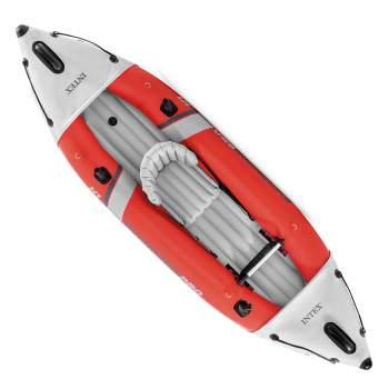Intex 68303, надувная лодка-байдарка Excursion Pro K1, одноместная