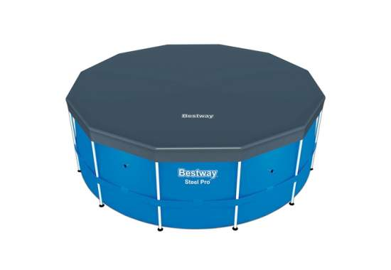 Bestway 58036, тент для круглого бассейна, Д305см