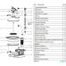Bestway 58400, Пісочний фільтр-насос, 3785л / год