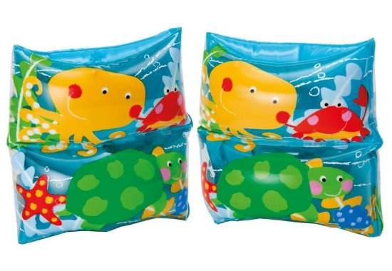 Intex 59650, надувные нарукавники для плавания