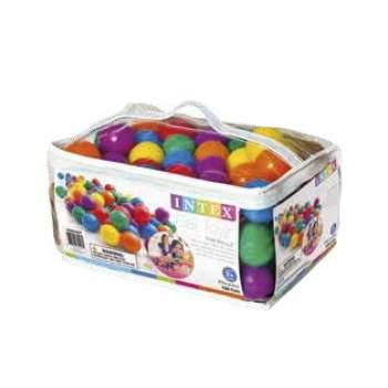 Intex 49602, кульки, 6,5 см, 100шт