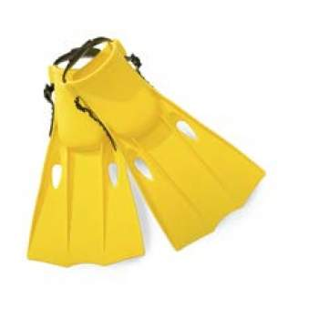 Intex 55936, ласты для плавания 35-37р