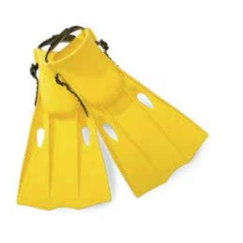 Intex 55937, ласты для плавания 38-40р