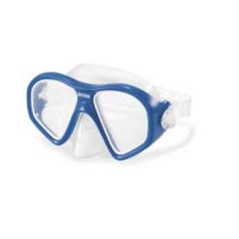 Intex 55977-blue, маска для плавання від 14 років, блакитна