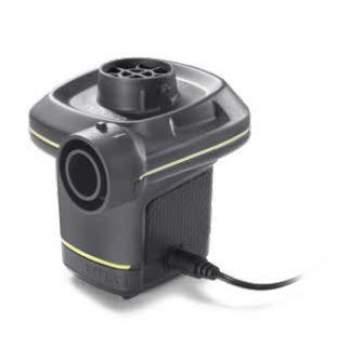 Intex 66634, электрический насос, электр 12V и 220V, 480 л/мин