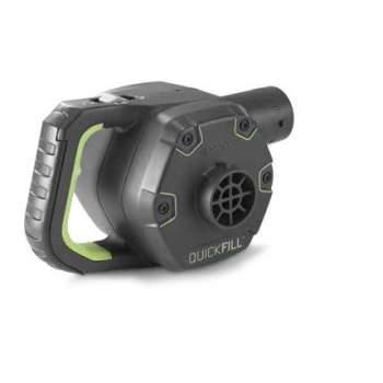 Intex 66642, аккумуляторный насос, заряд 220/12 V, 650л/мин
