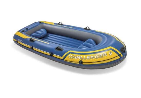 Intex 68370, Надувная лодка Challenger 3 Set