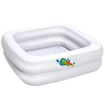 Bestway 51116, надувний дитячий басейн 86х86х25 см