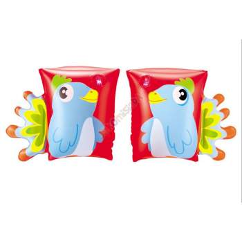 Bestway 32115-parrot, надувные нарукавники для плавания Попугаи