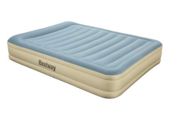 Bestway 69007, надувная кровать 203 x 152 x 36 см