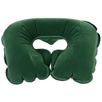 Bestway 67006-green, надувна подушка, підголовник BestWay. Зелений