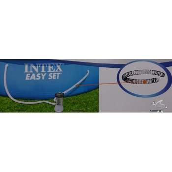 Intex 29059, шланг 150см, діаметр 32мм, гладкий кінець