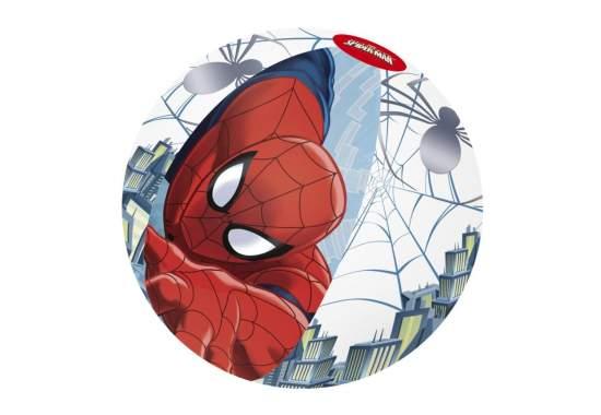 Bestway 98002, надувной мяч Spider-Man, 51см
