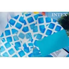 Intex 10860, универсальный ремкомплект, разные латки 7+2шт