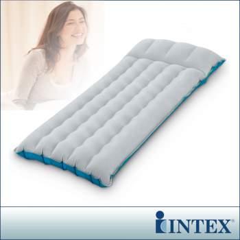 Intex 67998, надувний матрац 189 x 72 x 20 см кемпінговий, тканинний