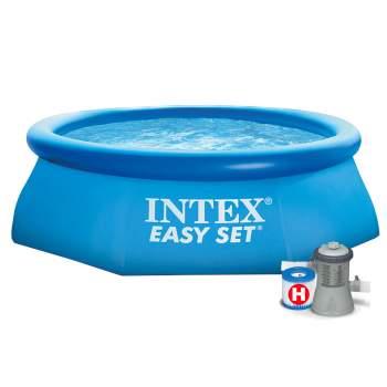 Intex 28112, надувний басейн Easy Set