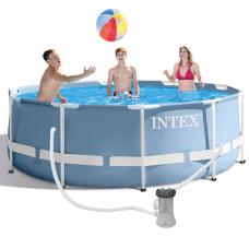 Intex 26706, каркасный бассейн 305 x 99 см Prism Frame Pool