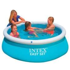 Intex 28101, надувной бассейн 183х51 см. Easy Set