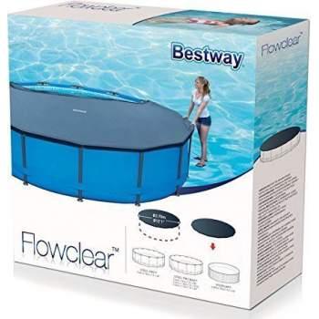 Bestway 58037, тент для каркасного басейну, Д366см