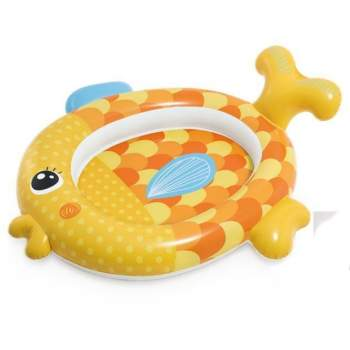 "Intex 57111, надувний дитячий басейн ""Золота рибка"""
