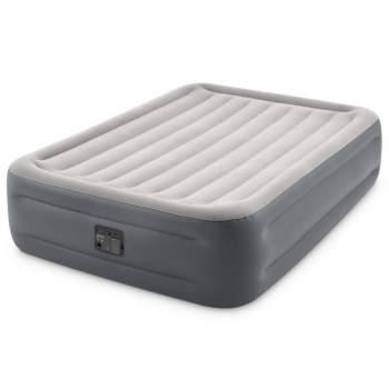 Intex 64126, надувная кровать 203 x 152 x 46 см