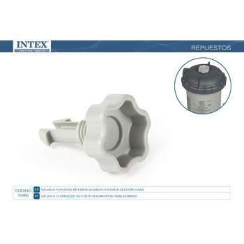 Intex 10460, пробка к крышке картриджных насосов