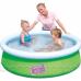 Bestway 57241-green, надувной бассейн, 152x38см. Зеленый