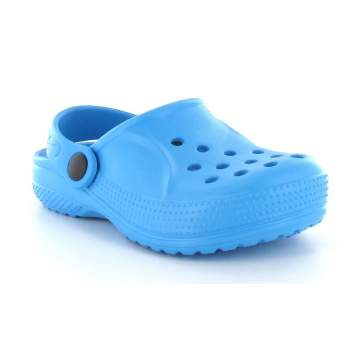 Befado 159x006-niebieski, Детские кроксы. Голубые