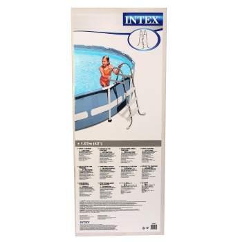 Intex 28065, лестница для бассейна, 107см