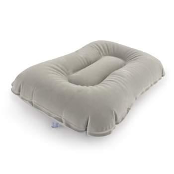 Bestway 67121-gray, надувная подушка, серая