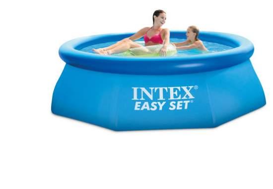 Intex 28120, надувний басейн Easy Set