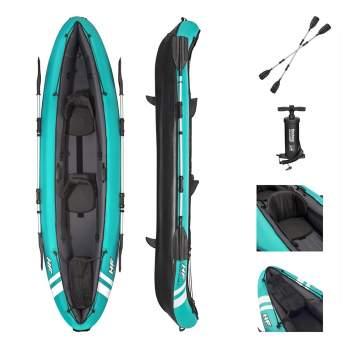 Bestway 65052, надувная лодка-байдарка VENTURA KAYAK, двухместная