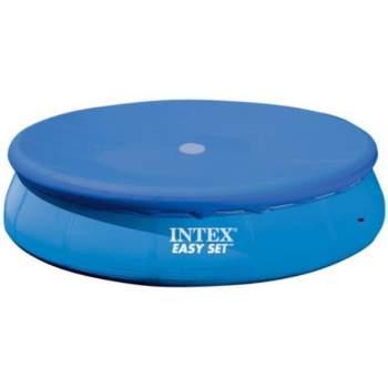 Intex 28020, тент для надувного басейну, Д244см