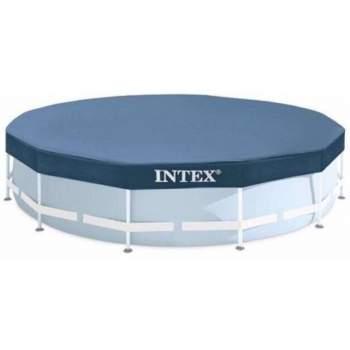 Intex 28032, тент для каркасного бассейна, Д457см