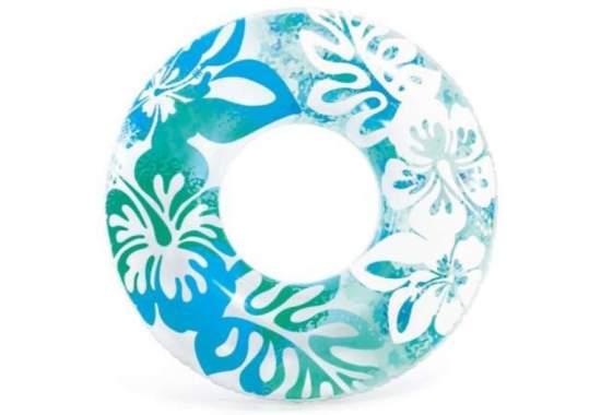Intex 59251, надувной круг Прозрачный