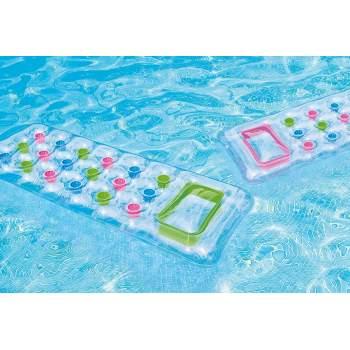 Intex 59894, надувной матрас для плавания
