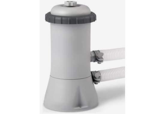 Intex 28638, насос-фільтр картриджний, 3785 л / год