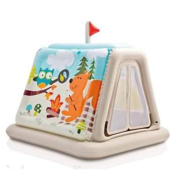 Intex 48634, дитячий ігровий центр розкладний ігровий центр Звриний табір
