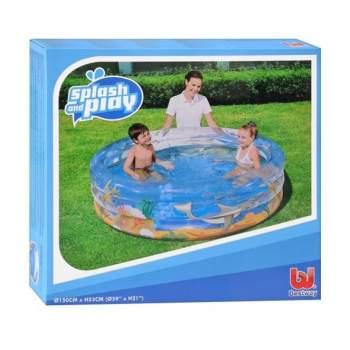 "Bestway 51045, надувний дитячий басейн ""Морське життя"""