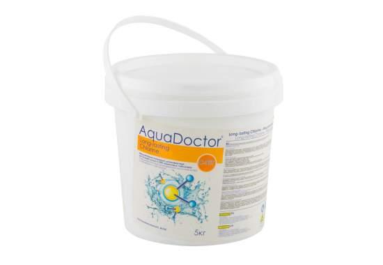AquaDoctor C90T-1, Повільний Хлор, (200г x 5шт), 1кг