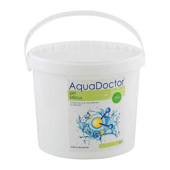AquaDoctor PHM-5, pH Minus. Гранулы, 5кг