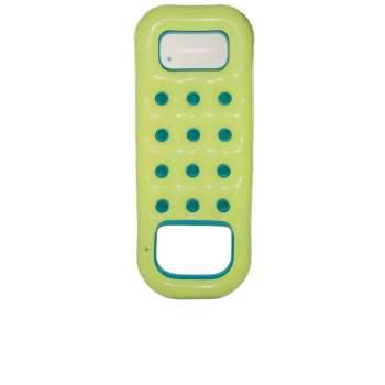 Bestway 43110-green, надувний матрац 185x74см для плавання. Зелений