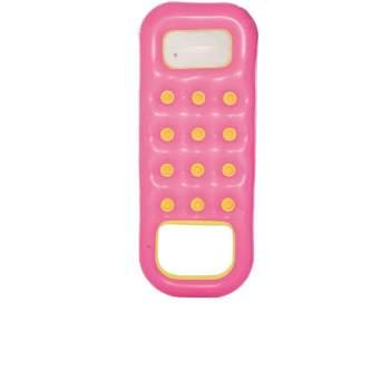 Bestway 43110-pink, надувний матрац 185x74см для плавання. Рожевий