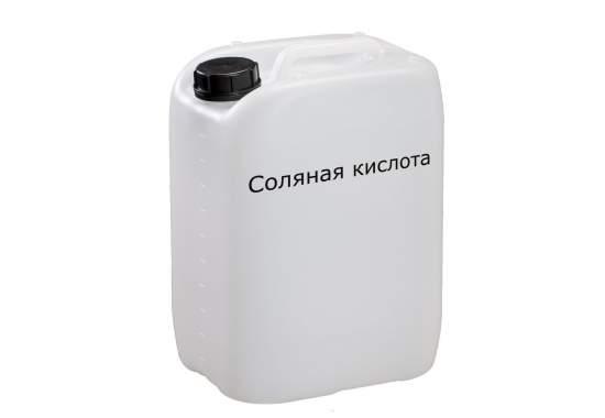 Новохим HCl-10-13, Соляная кислота, (применение как pH-) HCl 13%, 10л