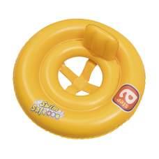 Bestway 32027, надувной плотик-поплавок Double-Ring Baby Seat